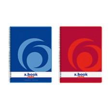 B03-4602 Sąsiuvinis su spirale A5 80l linija 00297515 HERLITZ