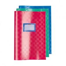 M02-032 Aplankalai, A4, 3vnt, mėlyna/žalia/raudona, 00864033, HERLITZ