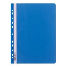 009012 LEVIATAN Segtuvėlis sk.viršeliu ir perf A4 mėlynas D04-358