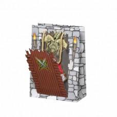 B10-060 Maišelis dovanų pakavimui Knight´s Castle 16x22x8cm 1108