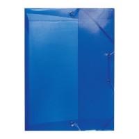 01948686 HERLITZ Aplankas A4 su guma 4cm pastor.mėlynas D04-1808