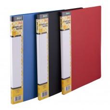 Aplankas A4 su 10 įmaučių įvairių spalvų 020155 LEVIATAN, D04-278