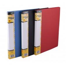 Aplankas A4 su 20 įmaučių įvairių spalvų 020156 LEVIATAN, D04-288