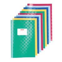 05204003 HERLITZ Aplankalai A4 įvairių spalvų M02-0321