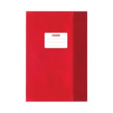 05205034 HERLITZ Aplankalas A5 raudonas M02-0344