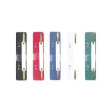09977604 HERLITZ Įsegėlės plastikinės 25vnt įv.spalvų D08-201