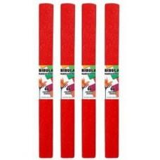 B06-506 Krepinis popierius 50cmx2m t.raudonas 218494 STARPAK
