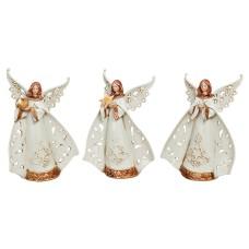 Dekoracija ANGELAS 31cm 10018442 GWURM, X015-084