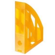 10074151 HERLITZ Dokumentų stovas CLASSIC geltonas P01-525
