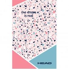Sąsiuvinis B5 160l langeliais HEAD4, 10102001 ASTRA, B02-472