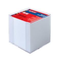 10410801 HERLITZ Balti užrašų lapeliai 9x9cm B11-567