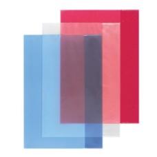 10418366 HERLITZ Aplankalai A4 3 spalvų M02-035