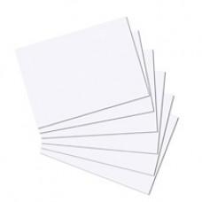 B11-565 Balti užrašų lapeliai 9x9cm 500 lapelų 20996 PAPIRUS