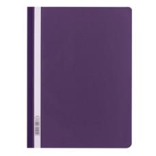 110375 LEVIATAN  Segtuvėlis sk.viršeliu A4 violetinis D04-825