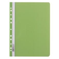 110379 LEVIATAN Segtuvėlis sk.viršeliu ir perf A4 šv. žalias D04-352
