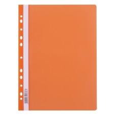 110380 LEVIATAN Segtuvėlis sk.viršeliu ir perf A4 oranžinis D04-351