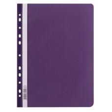 110381 LEVIATAN Segtuvėlis sk.viršeliu ir perf A4 violetinis D04-350
