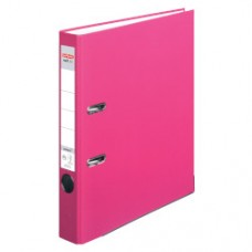 11053691 HERLITZ Segtuvas A4 maX 5cm rožinis D02-5135