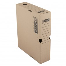 Archyvinė dėžė 80mm ruda 110586 LEVIATAN, D06-217