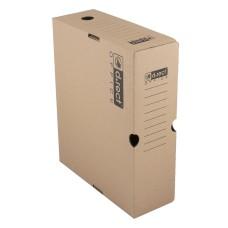 Archyvinė dėžė 100mm ruda 110587 LEVIATAN, D06-218