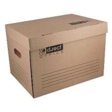110588 LEVIATAN Archyvinė dėžė 333x294mm ruda D06-216