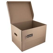 Archyvinė dėžė su dangčiu 431x333x294mm 110696 LEVIATAN, D06-304