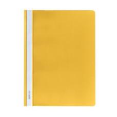 11387438 HERLITZ Segtuvėlis A4 su sk.viršeliu geltonas D04-392