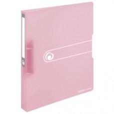 11409026 HERLITZ Segtuvas A4 4cm 2ž rožinis D03-700