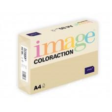 617014 IMAGE Spalvotas spausdinimo popierius A4 80g/m 500l šviesi ruda/14 B07-564