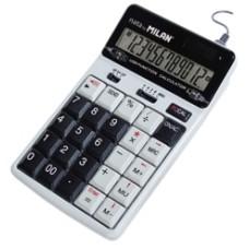 T01-197 Skaičiavimo mašinėlė su USB 1504128G MILAN