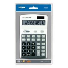 150712GBL MILAN, Skaičiavimo mašinėlė, pilka, T01-234