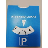 Automobilio stovėjimo laikrodukas P06-999