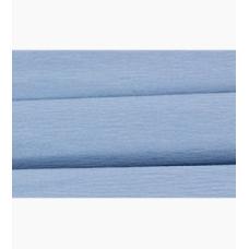 170-1982 FIORELLO Krepinis popierius 50cmx2m šviesiai mėlynas B06-656