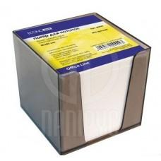 B11-702 Balti lapeliai dėžutėje 8.5x8.5cm 800l 20999 PAPIRUS