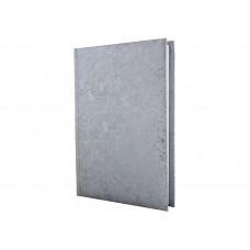 21713-16 PAPIRUS Darbo knyga A5 GALAXY sidabrinė B13-083