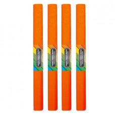 B06-504 Krepinis popierius 50cmx2m t.oranžinis 218492 STARPAK