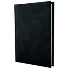 22004-10 PAPIRUS Darbo knyga A5 OFFICE t. pilka B13-088