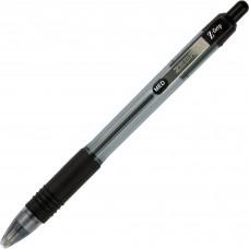 22210 ZEBRA Tušinukas Z-GRIP 1mm juodas R01-130