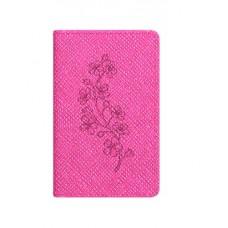 2417550608 TIMER Darbo knyga 2019m MINI A8 SPRING FLOWERS B13-769