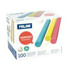 Kreida spalvota 100vnt 2452100 MILAN, R08-040