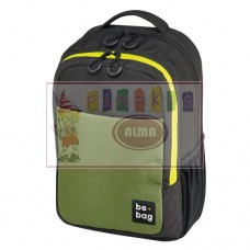 24800013 HERLITZ Kuprinė BE BAG Clever black M03-760