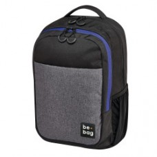 24800020 HERLITZ Kuprinė BE BAG Clever grey M03-761