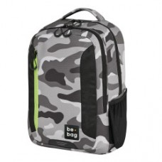 24800044 HERLITZ Kuprinė BE BAG Adventure camouflage M03-763
