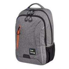 24800099 HERLITZ Kuprinė BE BAG Grey melange M03-766