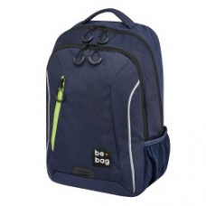 24800105 HERLITZ Kuprinė BE BAG Indigo blue M03-767