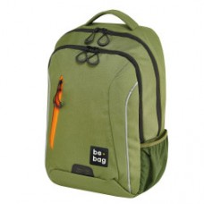 24800112 HERLITZ Kuprinė BE BAG Chive green M03-768