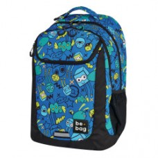 24800198 HERLITZ Kuprinė BE BAG Monster party M03-775