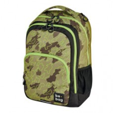 24800259 HERLITZ Kuprinė BE BAG Abstract camouflage M03-780