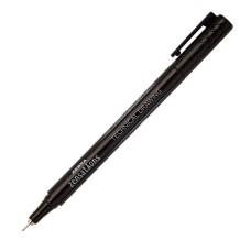 30091 ZEBRA Rašiklis Drawing juodas 0.1mm  R02-140