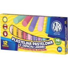 303114001 ASTRA Kvepiantis plastilinas 12sp M05-619